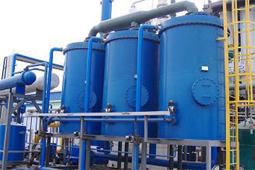 It is important that the activated carbon adsorption recovery unit be properly operated